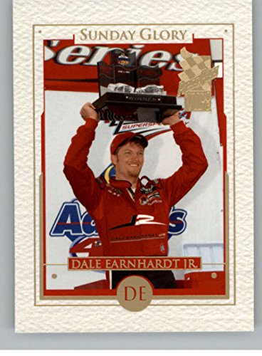 (2003 Press Pass VIP Tin #CT26 Dale Earnhardt Jr. SG NM-MT)