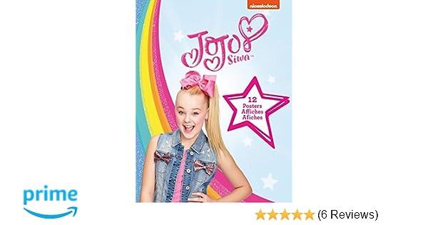 Trends International (PB12498) Jojo Siwa Poster Book, 8 5