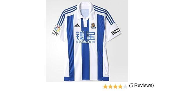 adidas Real Sociedad Home JSY - Camiseta para Hombre, Color Blanco ...