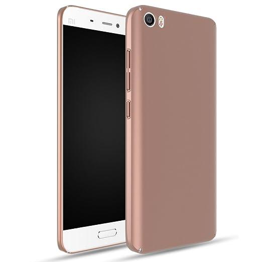 19 opinioni per Apanphy Xiaomi 5 Cover, [Alta Qualità] [Ultra Slim] [Hard Silky] [Scrub Shell]