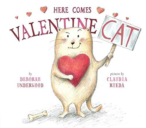 Here Comes Valentine Cat]()