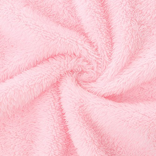 Pull Pull Rovinci Rond d'hiver Longues Warmer Femmes Les Manches Longues Manches Blouse Col Casual Solides Rose1 lgant PxPFq4w