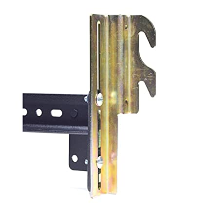 Amazon.com: Hook On Bed Frame Brackets Adapter For Headboard Set Of ...