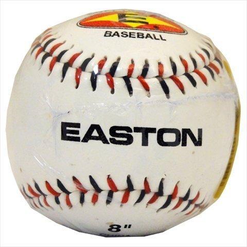 (Easton 71063 8 In. Soft Training Baseball)