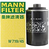 Mann-Filter W 719/45 Spin-on Oil Filter