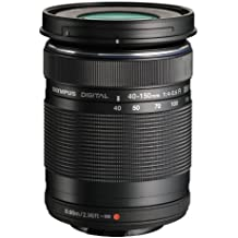 Olympus M. 40-150mm F4.0-5.6 R Zoom Lens (Black) for Olympus Micro 4/3 Cameras