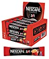 Nescafe 3 in 1 Strong Instant Coffee Single Packets 28x18g