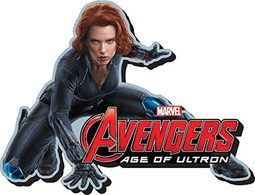 Aquarius Avengers 2 Black Widow Funky Chunky Magnet -