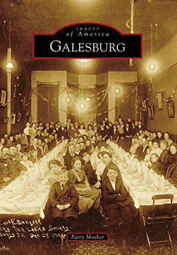 Galesburg (Images of America) ()