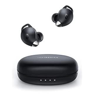 Wireless Earbuds TaoTronics TWS Headphones TT-BH079 40H Playtime Smart AI Noise Reduction Technology IPX7 Waterproof Open to Pair Single/Twin Mode Bluetooth 5.0 in-Ear Headset