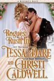 #3: Rogues Rush In: A Regency Duet by Tessa Dare and Christi Caldwell