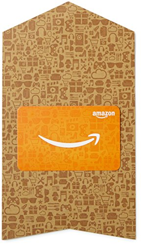 Large Product Image of Amazon.com Gift Card in a Mini Envelope (Kraft)