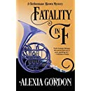Fatality in F (A Gethsemane Brown Mystery)