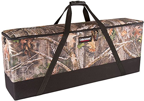 Lakewood Products Bowfile Elite Wide Series Case, Camouflage, Large/41
