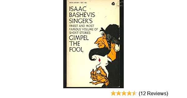 gimpel the fool characters