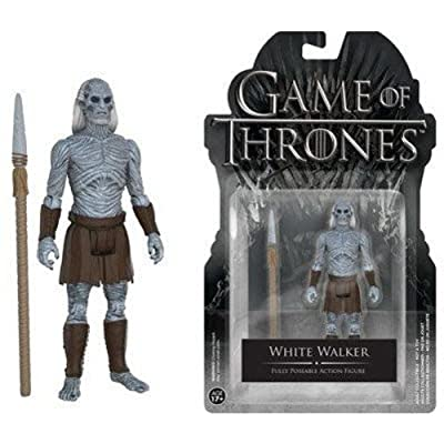 Funko Game of Thrones White Walker Action Figure: Funko Action Figure:: Toys & Games