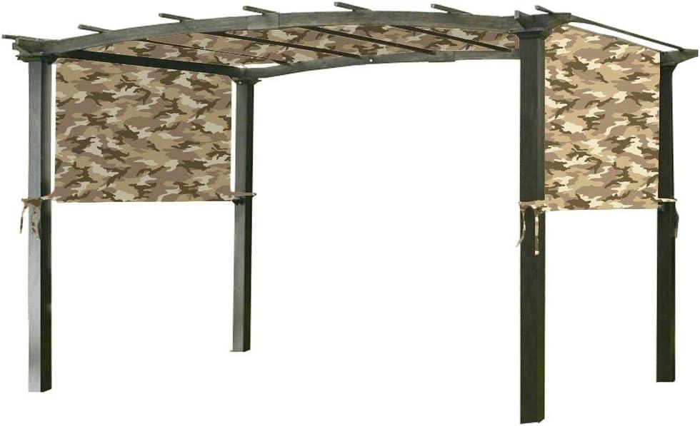 Garden Winds - Toldo Universal de Repuesto para estructuras de pérgola: Amazon.es: Jardín