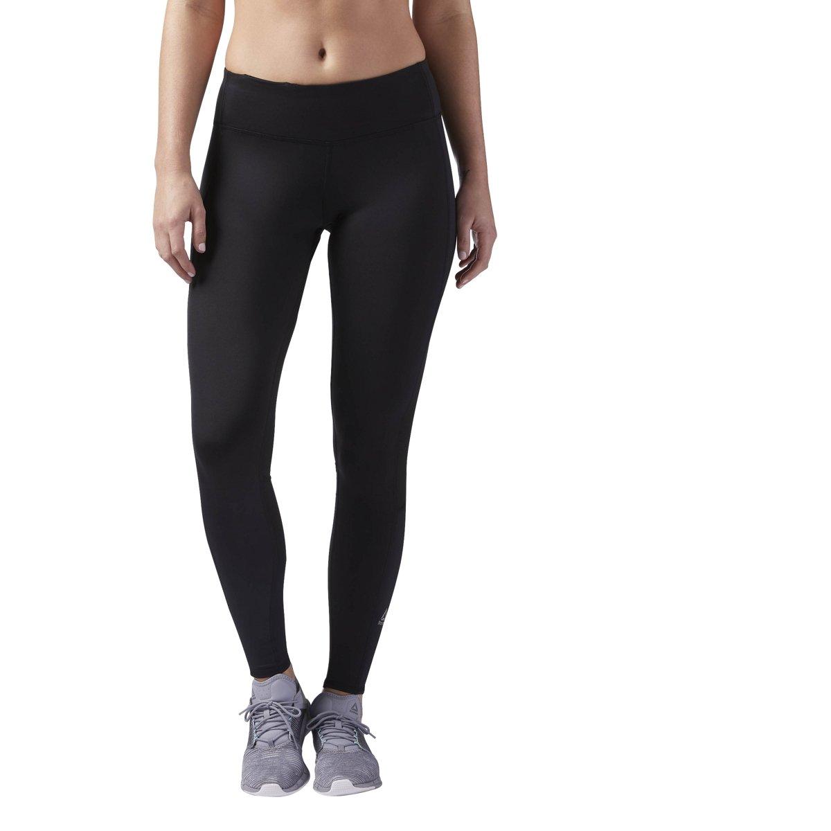 リーボックWomen 's Running Tight ブラック Large