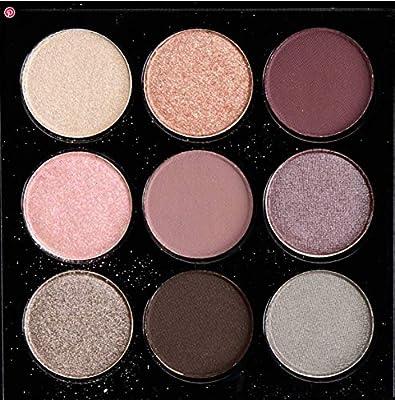Mac Solar Glow Times Nine - Paleta de sombras de ojos: Amazon.es: Belleza