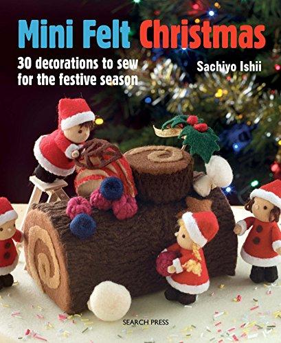 Mini Felt Christmas -