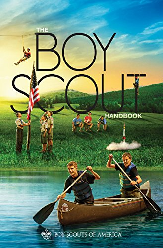 Boy Scout Handbook 13th Edition by [of America, Boy Scouts]