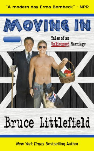 Book: Moving In - Tales of an Unlicensed Marriage by Bruce Littlefield