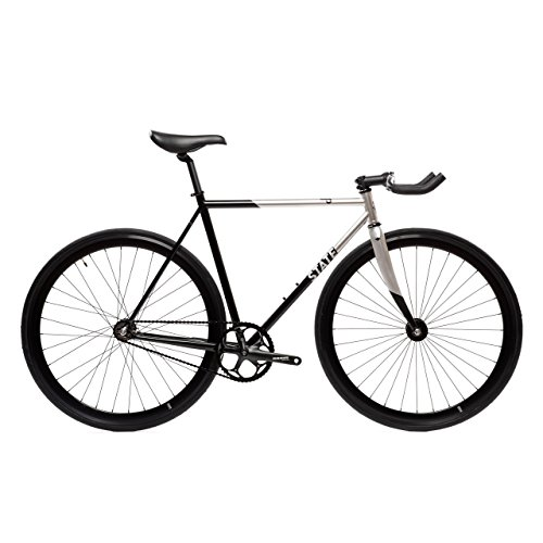State Bicycle Co. Contender II Premium Fixed Gear/Fixie Bike