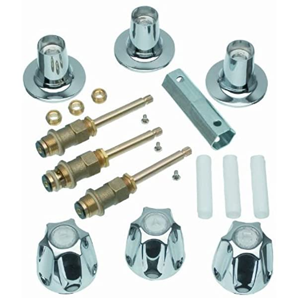 Faucet Verve Handle Hot Replacement