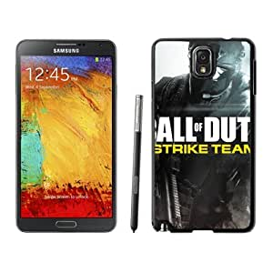 New Personalized Custom Designed For Samsung Galaxy Note 3 N900A N900V N900P N900T Phone Case For Call of Duty Strike Team Phone Case Cover wangjiang maoyi