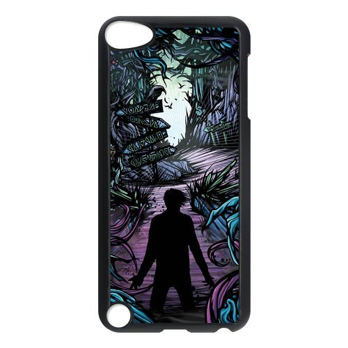 Painted ADTR back phone Case cover ipod touch 5