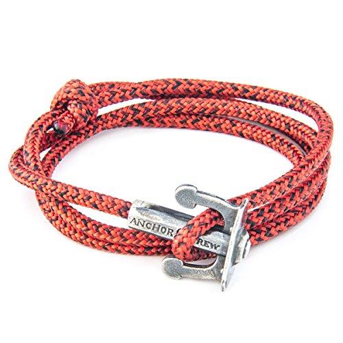 Anchor & Crew Bracelet Acier Inoxydable Unisexe