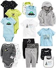 Carter's Baby-Boys 15-Piece Basic Gift Set Gift