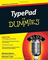 TypePad For Dummies Front Cover