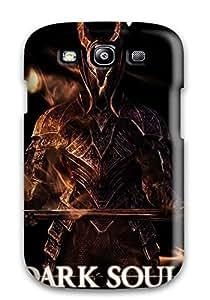 Hot Dark Souls First Grade Tpu Phone Case For Galaxy S3 Case Cover