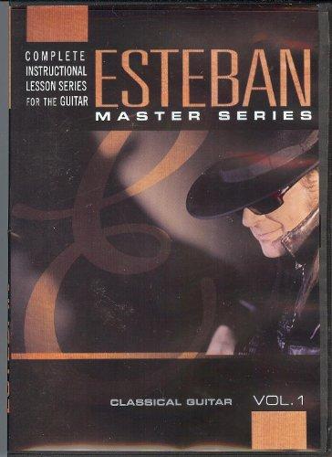esteban master series classical guitar vol 1 complete instructional lesson esteban guitar. Black Bedroom Furniture Sets. Home Design Ideas
