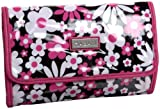 Hadaki Hanging Roll-Up Makeup Pod,Daisy Day,one size, Bags Central