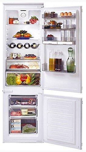 Candy - frigorifero combinato da incasso CKBBS 182 FT finitura ...