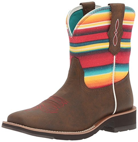 B Cowboy Womens Brown Western Rosie Brown US Boot Ariat 11 Toasted Toasted q6w8pp