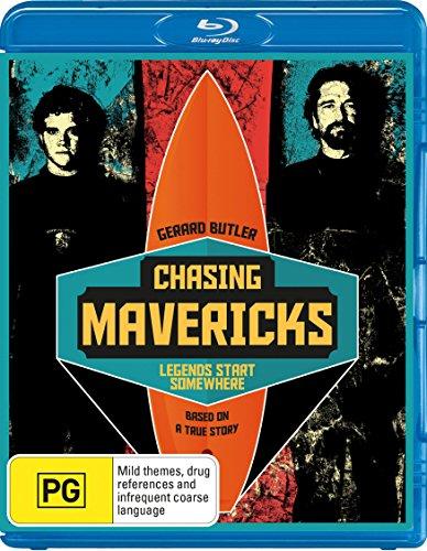 Chasing Mavericks   NON-USA Format   Region B Import - Australia