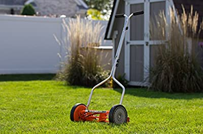 American Lawn Mower 1204-14 14-Inch Push Reel Lawn Mower