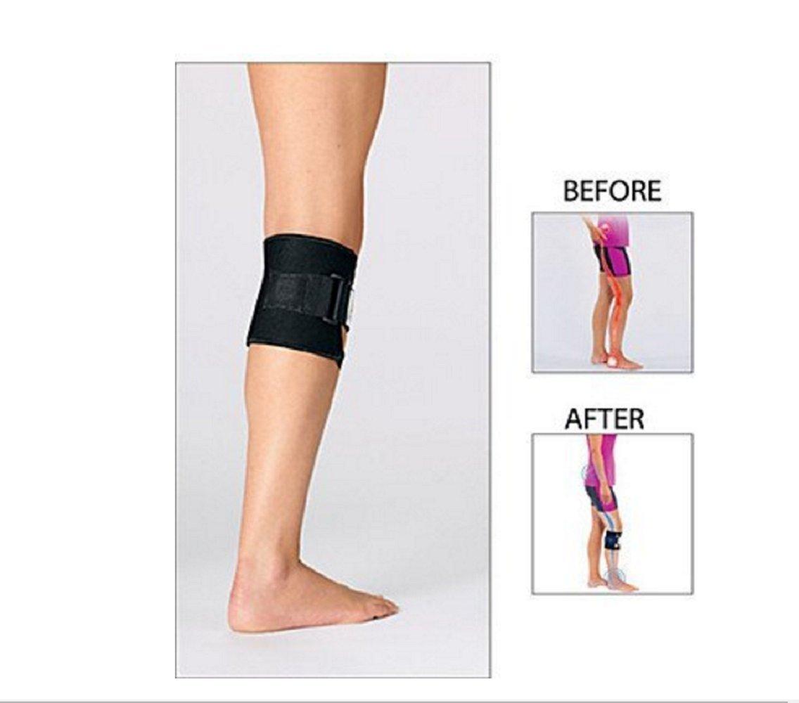 2 Pcs Strengthen Honeycomb Kneepad Crashproof Antislip Leg Knee Long Sleeve Protective Pads for Basketball Sport Oriskey 1 Pair