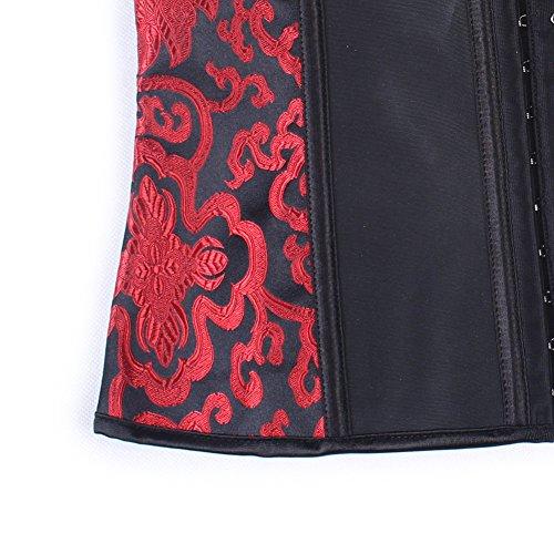 Feelin Girl - Corsé de moldeamiento de cintura para mujer, látex Profil