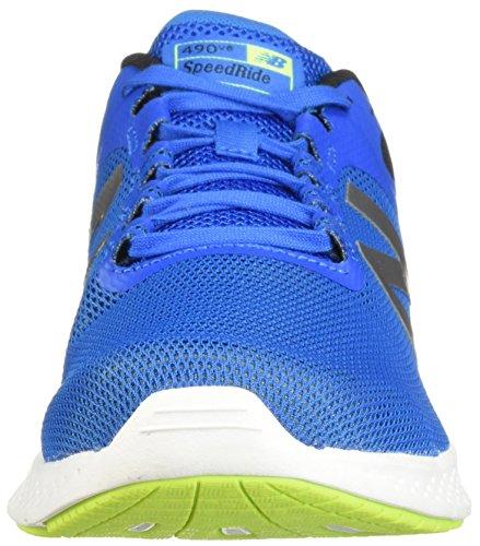 Width AW18 New 2E Balance 490v6 Blue Laufschuhe wq0ZRSnI