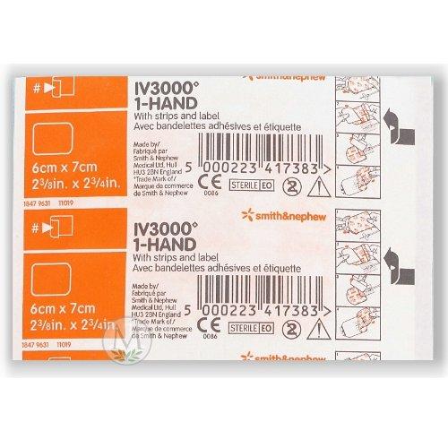 Iv 3000 Dressing - IV 3000 1-Hand 2 3/8