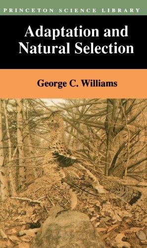 Adaptation and Natural Selection -