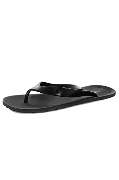 5ad39376b82b Diesel flip flops Black Size  8 UK  Amazon.co.uk  Shoes   Bags