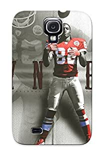 Case Provided For Galaxy S4 Protector Case Kansas City Chiefs Nfl Football T Phone Cover With Appearance