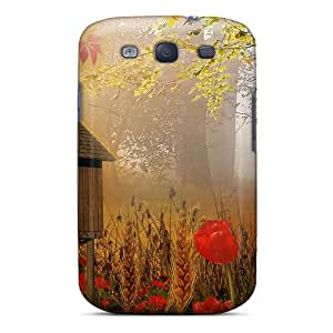 Galaxy S3 Hard Case With Awesome Look -