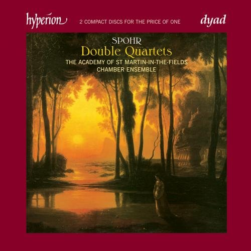 Spohr: Double Quartets (Asmf Chamber Ensemble)