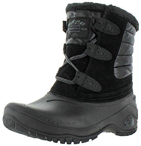 grey Shellista Northface Shorty Waterproof II black pearl Winter Women's Boot tnf smoked TPUqP6